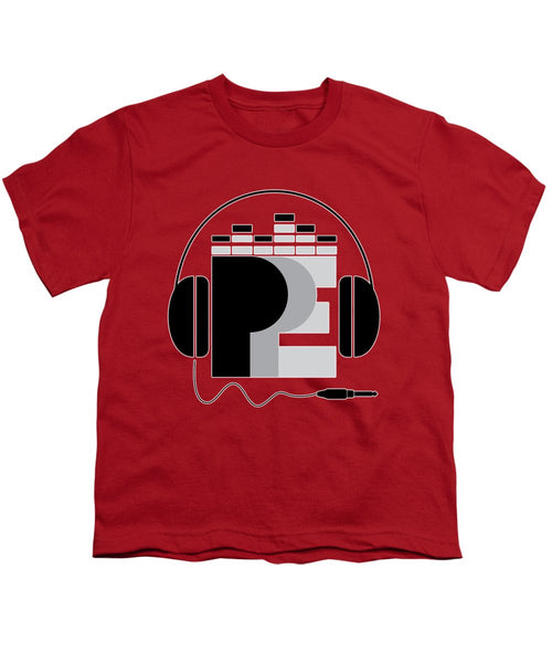 Ppe - Youth T-Shirt - Red / Small - Youth T-Shirt