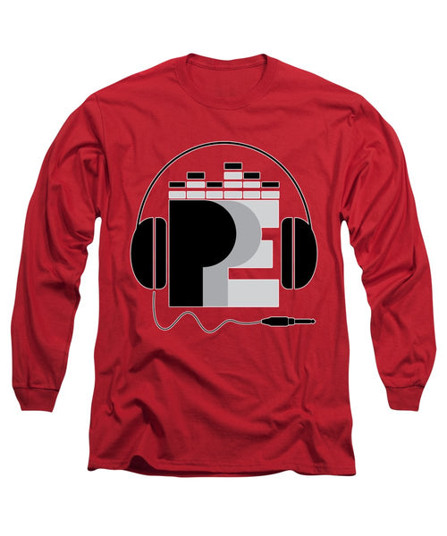 Ppe - Long Sleeve T-Shirt - Red / Small - Long Sleeve T-Shirt