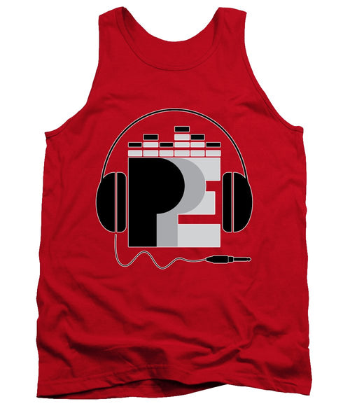 Ppe - Tank Top - Red / Small - Tank Top