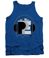 Ppe - Tank Top - Royal / Small - Tank Top