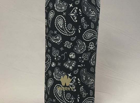 Limited Edition Black Bandana 7mm Knee Sleeve