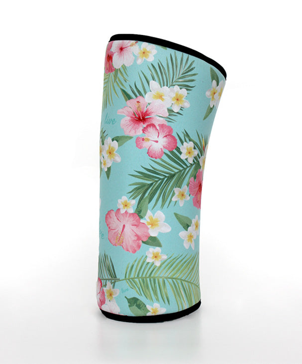 Limited Edition Miranda Floral 7mm Knee Sleeve