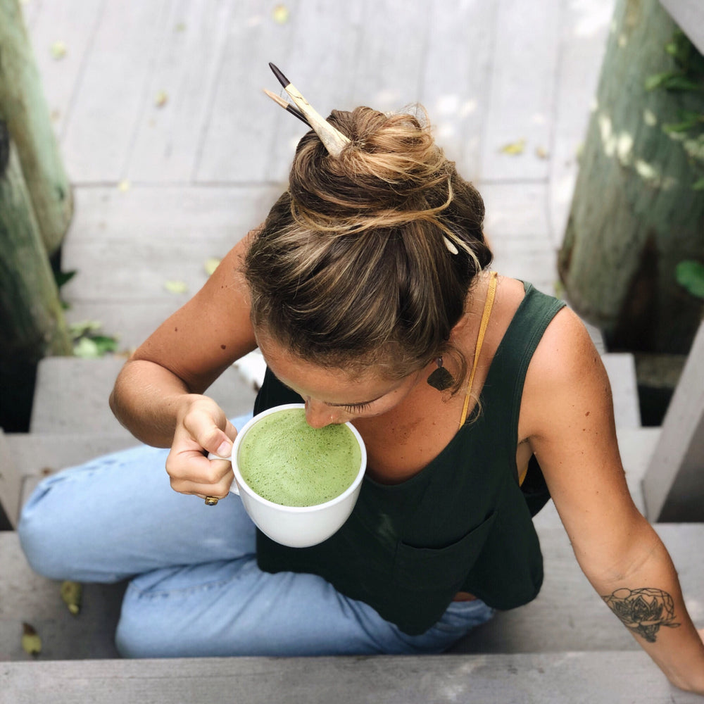 Adaptogenic Lattes For More Focus Less Stress