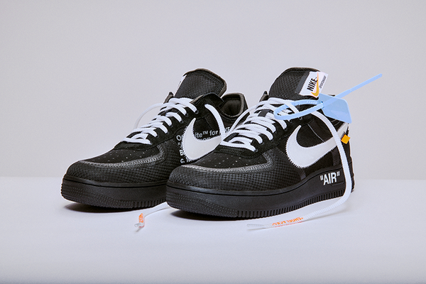 OFF WHITE x Nike Air Force 1 | Clothing | Zapatillas hombre