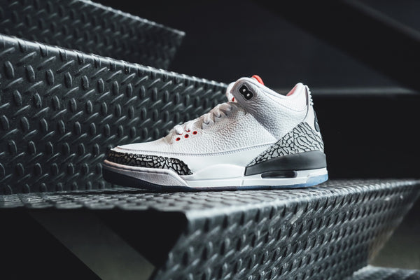 Air Jordan 3 White Cement - Lust México