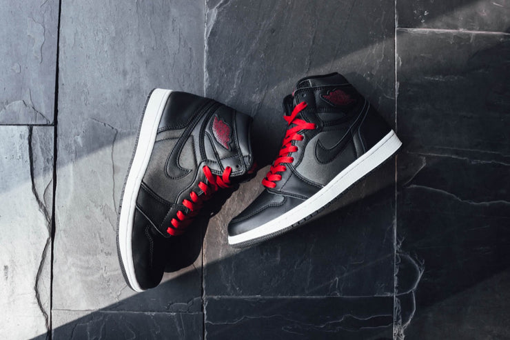 "Air Jordan 1 Retro High OG ""Black Satin"" - [color] - [sku] - Lust México"