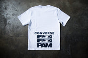 Converse x P.A.M. Graphic Tee - [color] - [sku] - Lust México