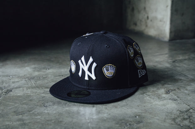 Neyyan Spike Lee Champion Collection 59Fifty - [color] - [sku] - Lust México