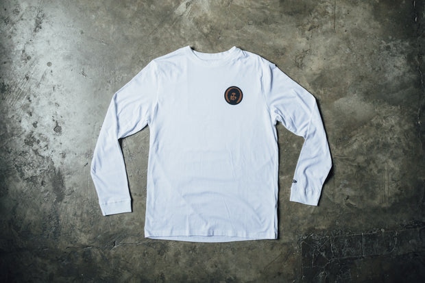 Moodymann Logo Long Sleeve Tee