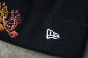 "Knit Beanie Santa Cruz ""Screaming Hand"""