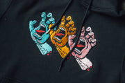 "AP Santa Cruz Hoddie 93 ""Screaming Hand"""
