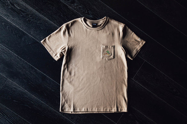 AP New Era Fly Fish T-shirt