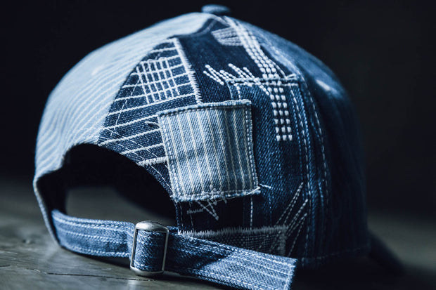 940 Denim Patch-work Neyyan - [color] - [sku] - Lust México