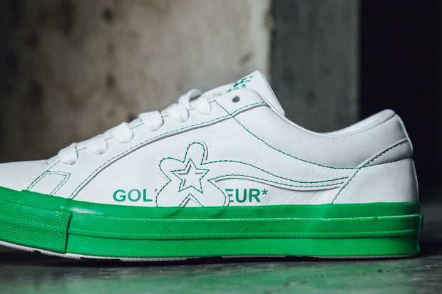 Golf Le Fleur x One Star Ox 'Kelly Green' - [color] - [sku] - Lust México