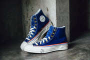 "Converse Chuck Taylor All-Star 70s Hi Breaking Down Barriers ""Knicks"" - [color] - [sku] - Lust México"