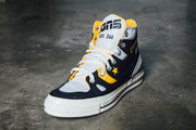 CHUCK 70 E260 HI BLACK/LASER ORANGE