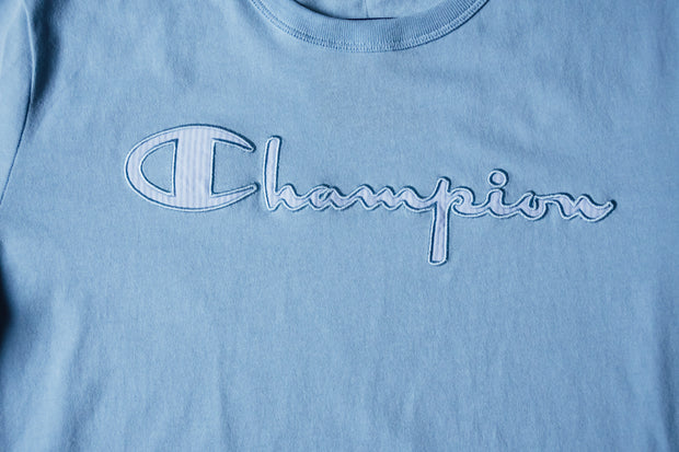 Champion Crewneck T-Shirt - [color] - [sku] - Lust México