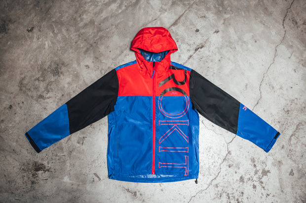 The Sharkfin Anorak