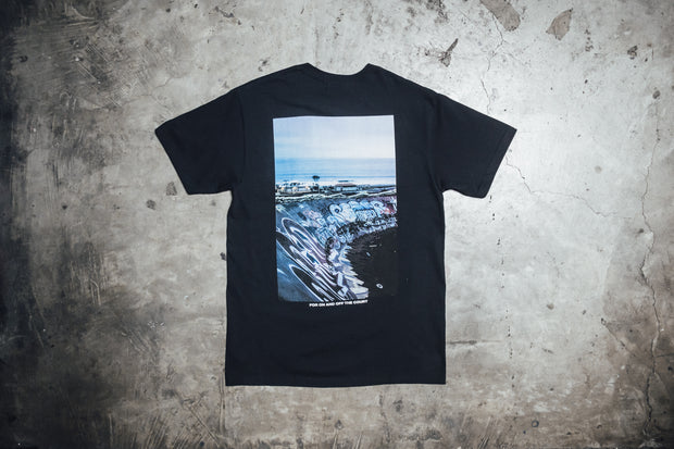 The Seaside SS Tee - [color] - [sku] - Lust México