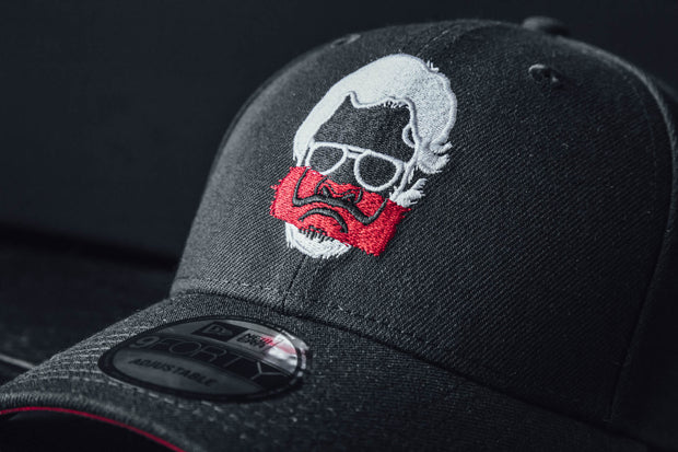 New Era 940 La Casa de Papel Profesor - [color] - [sku] - Lust México