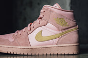 Air Jordan 1 Mid 'Coral Gold' - [color] - [sku] - Lust México