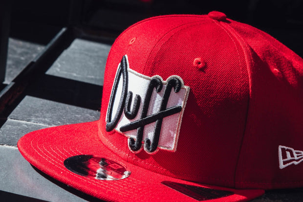 Duff Beer 9FIFTY OF Snapback