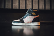 "Wmns Air Jordan 1 High Zip ""Silt Red"""
