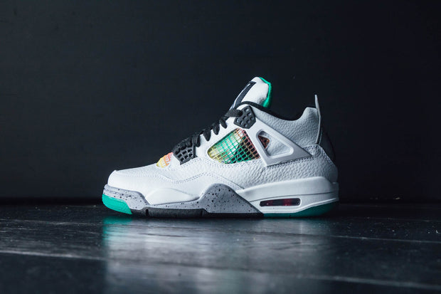 "WMNS Air Jordan 4 ""Rasta"" - [color] - [sku] - Lust México"