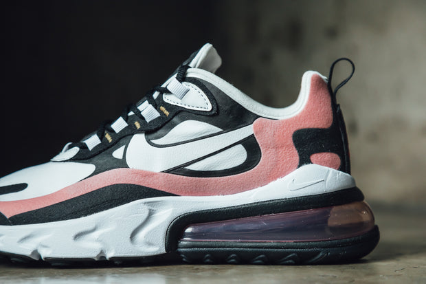 "Wmns Air Max 270 React Arrives in ""Bleached Coral"""