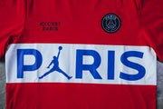 Jordan x Paris Saint-Germain Wordmark T-Shirt - [color] - [sku] - Lust México