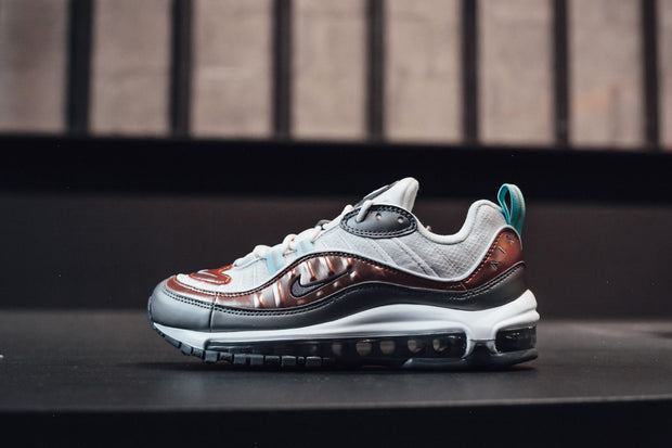 Wmns Air Max 98 'Copper Teal' - [color] - [sku] - Lust México