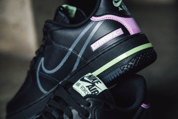 "Air Force 1 React ""Black Violet"" - [color] - [sku] - Lust México"