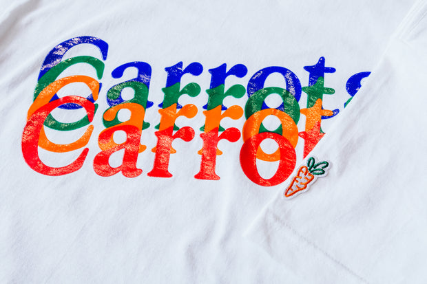 Multilogo Carrots Tee - [color] - [sku] - Lust México