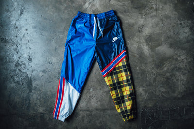 Wmns Nsw 'Track patchwork' Sweatpants