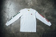 Thank You Long Sleeve - [color] - [sku] - Lust México