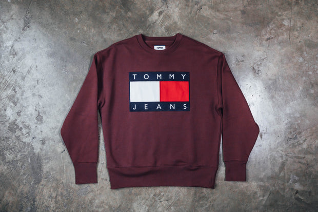 Tommy Flag Sweatshirt