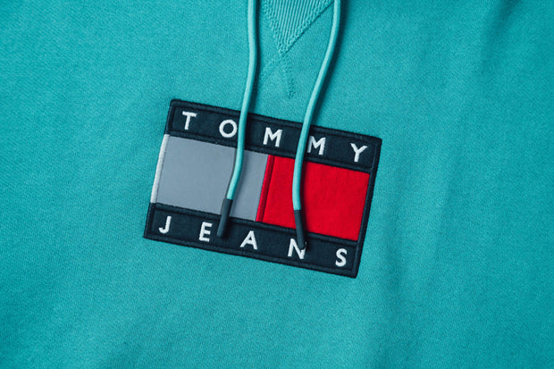 Tommy Hilfiger Sport Tech Denim Logo Hoody