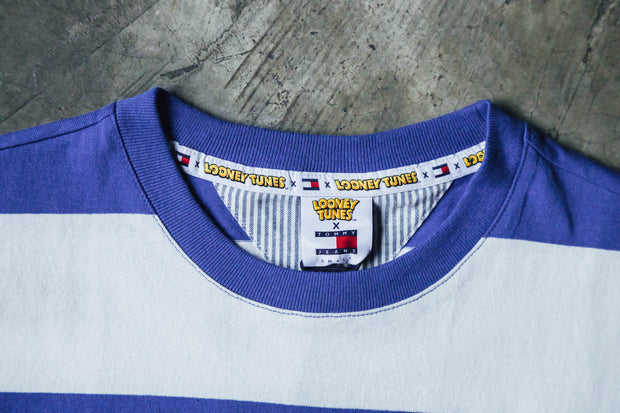 Tommy Jeans x Looney Tunes Stripe Badge Sweatshirt