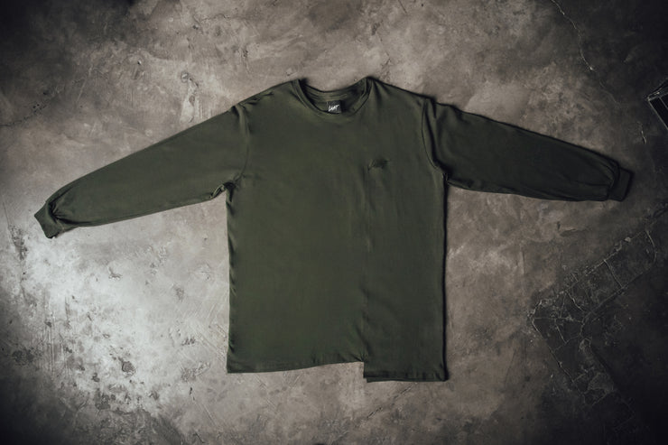 Lust Long Sleeve Asimetrica - [color] - [sku] - Lust México