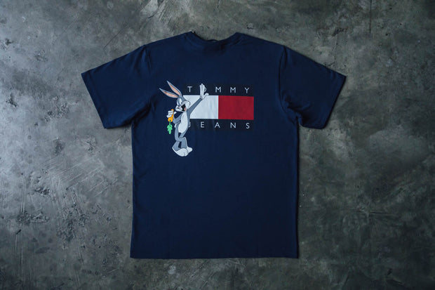 Wmns Tommy Jeans x Looney Tunes Tee - [color] - [sku] - Lust México
