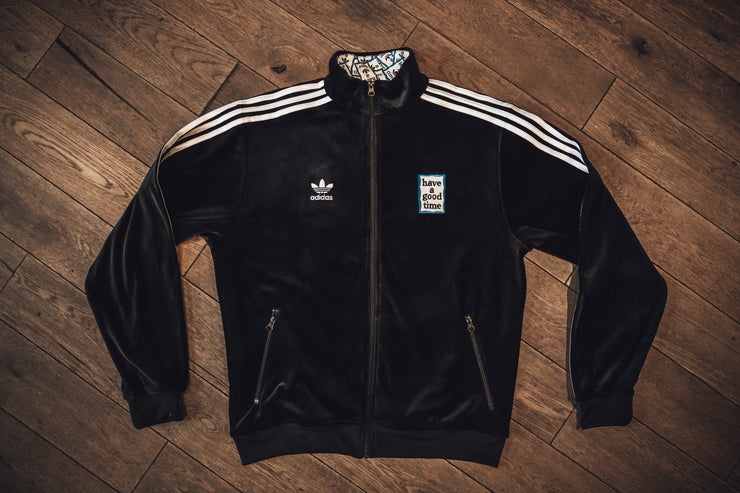 Have A Good Time x adidas HAGT Velour Track Top - [color] - [sku] - Lust México