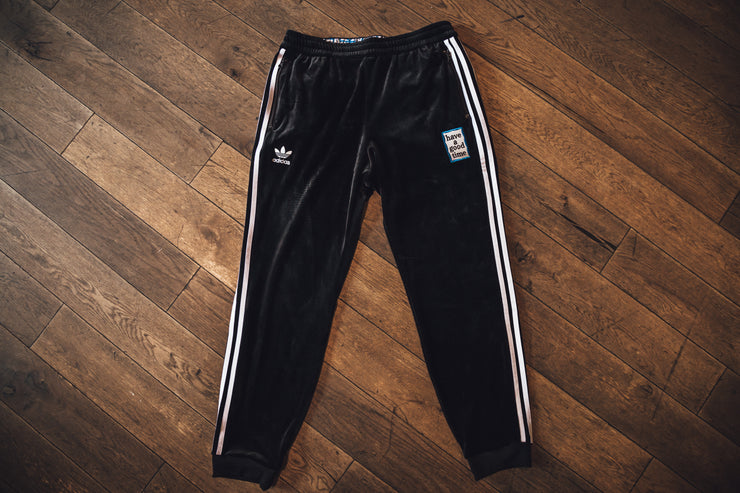 Adidas x Have A Good Time Velour Track Pants - [color] - [sku] - Lust México