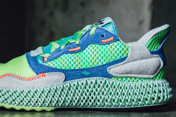 "adidas ZX 4000 4D ""Easy Mint"""