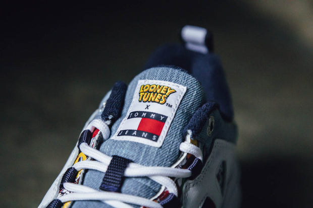 Wmns Tommy Jeans X Looney Tunes Lace-UP Trainers - [color] - [sku] - Lust México