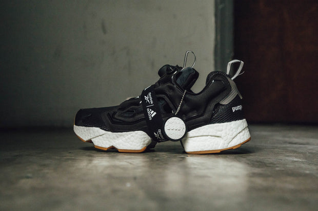 INSTAPUMP FURY BOOST BLACK/WHITE - [color] - [sku] - Lust México