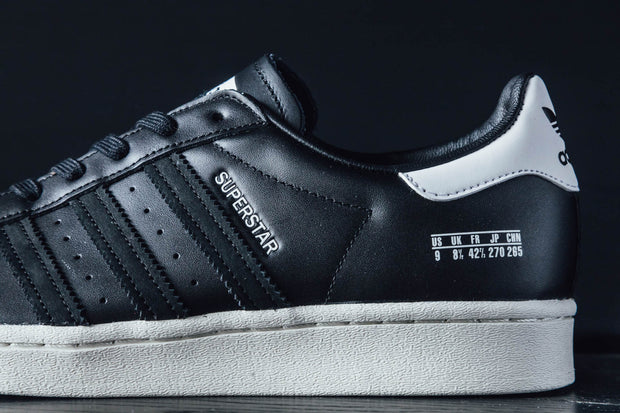 adidas Superstar Size Tag - [color] - [sku] - Lust México