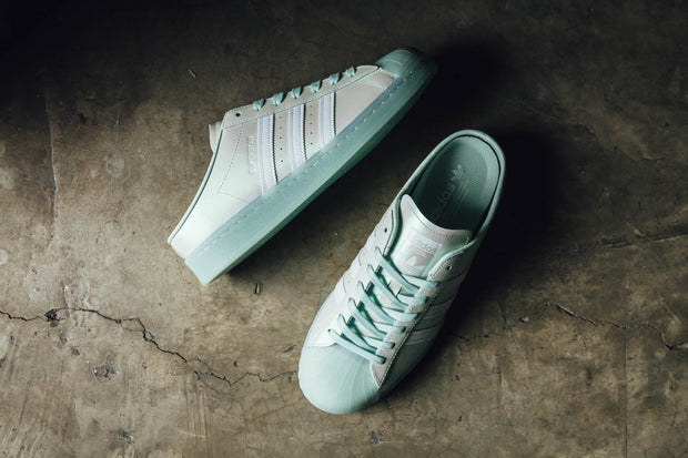 "adidas Superstar Mule ""Dash Green"""
