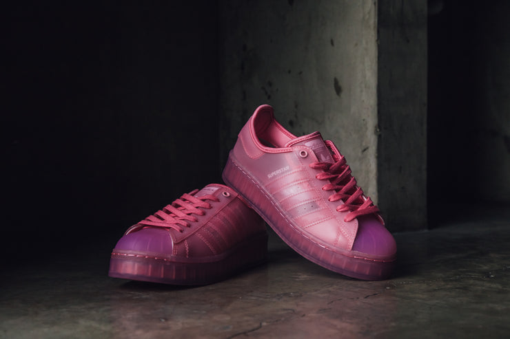 "Wmns adidas Superstar ""Jelly Pack"""