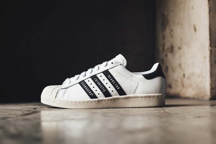"adidas SUPERSTAR 80s ""HUMAN MADE"" - [color] - [sku] - Lust México"