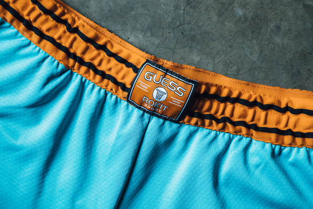 GUESS Sport x Rokit Basketball Shorts - [color] - [sku] - Lust México
